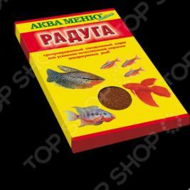 Корм для рыб Аква Меню «Радуга»