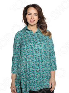 Рубашка Pretty Woman «Край чудес». Цвет: светло-зеленый