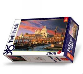 Пазл 3000 элементов Trefl «Базилика Санта-Мария делла Салюте»