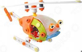 Конструктор игрушечный Education Line 4 в 1 «Юный Механик: Транспорт XL»