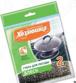 Губка для посуды Хозяюшка 01018-100