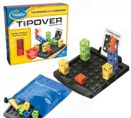 Головоломка кубическая Thinkfun Tipover