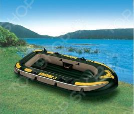 Лодка надувная Intex «Морской ястреб 4» 68351