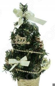 Ель декоративная Irit Merry Christmas. Высота: 20 см