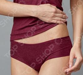 Трусики шорты Milliner «Ангора Лайт» 1713119. Цвет: бордовый