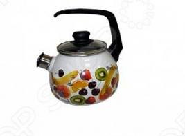 Чайник со свистком Vitross Fruits