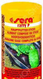 Корм для водяных черепах Sera Raffy P