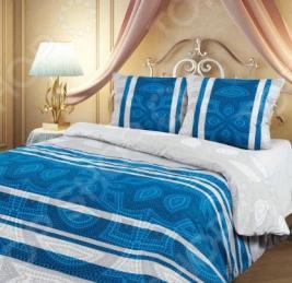 Комплект постельного белья Романтика Страстное влечение. 1,5-спальный
