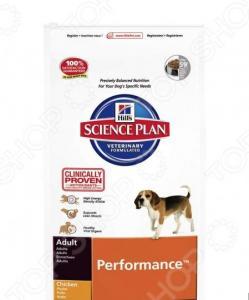Корм сухой для собак Hill's Science Plan Performance