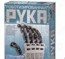 Набор для изобретателей 4M «Роботизированная рука»
