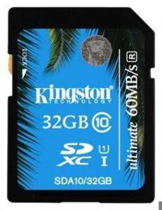 Карта памяти Kingston SDA10/32GB