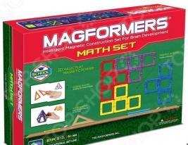 Конструктор магнитный Magformers Увлекательная математика