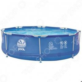 Бассейн круглый Jilong Round Steel Frame Pools JL016026NG