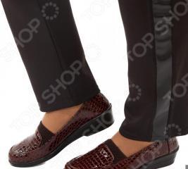 Туфли АЛМИ «Чеслава». Цвет: коричневый