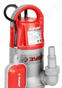Насос погружной для чистой воды Зубр ЗНПЧ-550