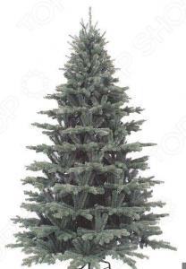 Ель декоративная Triumph Tree «Шервуд Премиум». Цвет: голубой. Высота: 120 см. Количество веток: 615. Диаметр: 94 см. Уцененный товар