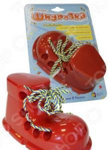 Игра развивающая для малыша Игрушкин «Шнуровка. Ботинок»