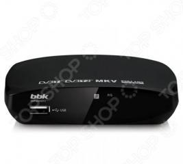 Цифровой телевизионный ресивер BBK SMP002HDT2