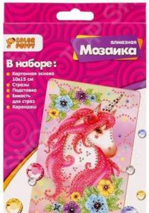 Набор для создания мозаики Color Puppy «Единорог»