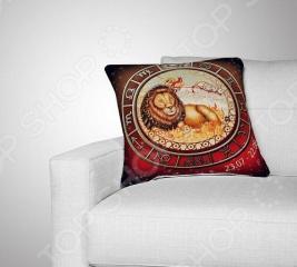 Подушка декоративная «Лев»