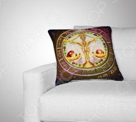 Подушка декоративная «Весы»
