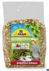 Корм для длиннохвостых попугаев JR Farm Gross-Sittich Schmaus