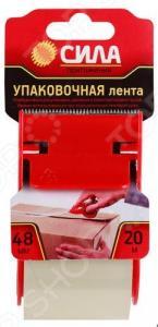 Лента упаковочная в диспенсере Сила TPA72-00