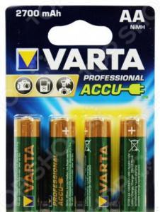 Батарея аккумуляторная VARTA AA 2700 мАч