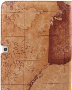 Чехол для планшета skinBOX maps case для Samsung Galaxy Tab 3 10.1 P5200