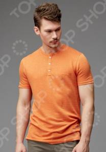 Джемпер мужской Milliner 1726201. Цвет: оранжевый