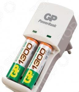 Устройство зарядное GP Batteries KB02GS130-CR2