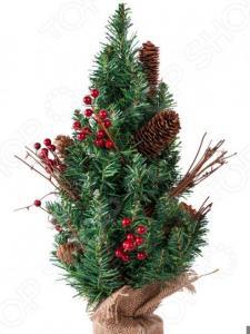 Ель декоративная Crystal Trees «Шеридан»