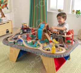 Набор игровой для мальчика KidKraft «Горный тоннель»