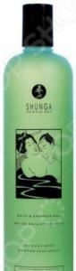 Гель для душа возбуждающий Shunga «Мята»