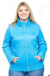 Куртка СВМ-ПРИНТ «Фотина». Цвет: голубой
