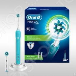 Щетка зубная электрическая Braun D16.524 U