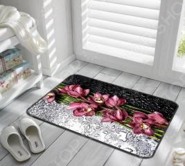 Ковер ТамиТекс «Орхидея на стекле»