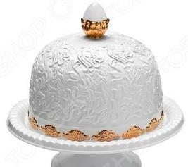 Ваза для торта с крышкой 202