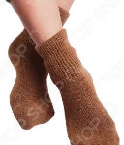 Носки из шерсти верблюжьей