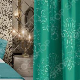 Штора блэкаут Волшебная ночь Emerald Tale