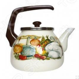Чайник со свистком Interos «Кухня»