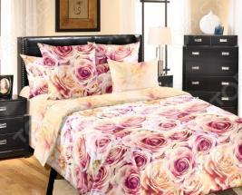 Комплект постельного белья ТексДизайн «Миллион алых роз». 1,5-спальный