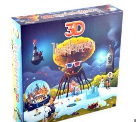 Игра настольная Stupid Casual «Имаджинариум 3D»