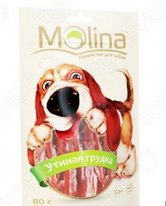 Лакомство для собак Molina 0733 «Утиная грудка»