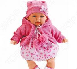 Кукла Munecas Antonio Juan «Азалия в ярко-розовом»