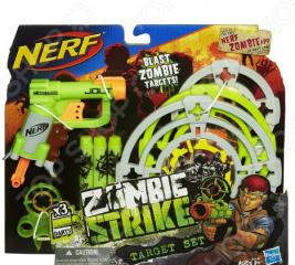 Бластер игровой Hasbro A6636 Nerf «Zombie Strike»