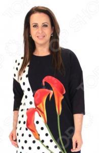 Блуза Wisell «Прелестные цветы»
