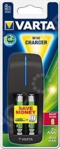 Устройство зарядное VARTA Mini Charger+2х800