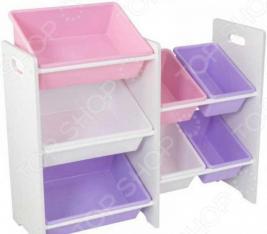 Система для хранения игрушек KidKraft с 7 контейнерами 15471_KE