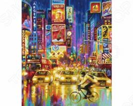 Набор для рисования по номерам Schipper «Нью Йорк»